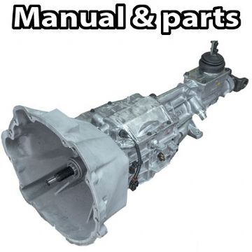 Manual Gearboxes and parts